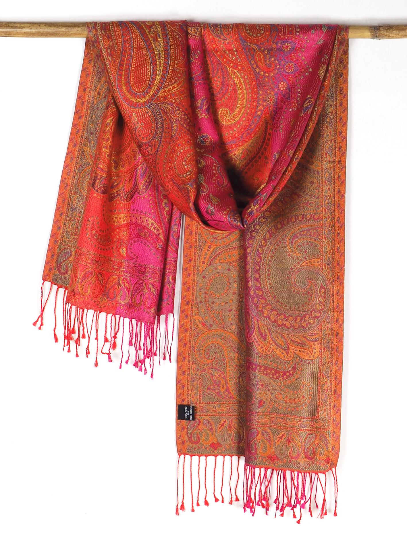 Indische Schals/Tücher online kaufen   Leila Khan   Online-Shop für ...