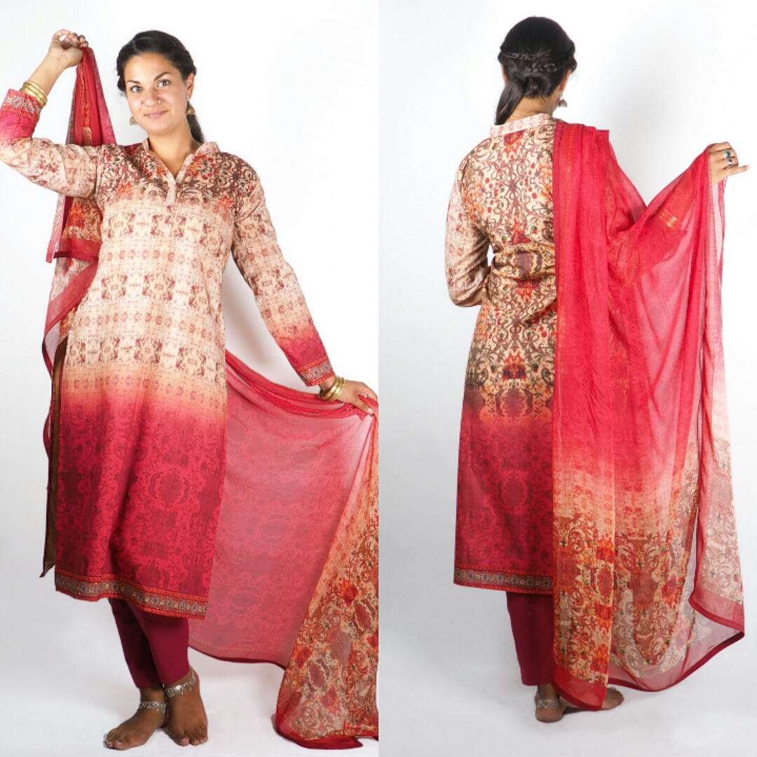 buy indian salwar kameez online | indian clothes - leila